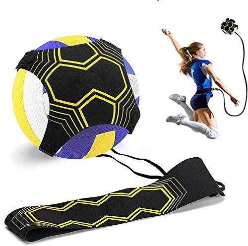 Volleyball Training Equipment Aid, Arm Swings, Setting and Spiking, Solo...