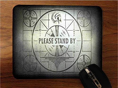 Popular Loading Screen HD Art Desktop Office Silicone Mouse Pad by...