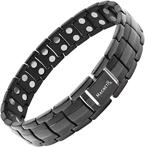MagnetRX® Ultra Strength Magnetic Therapy Bracelet - Arthritis Pain Relief...