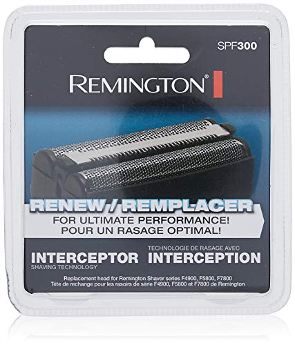 Remington SPF-300 Screens and Cutters for Shavers F4900, F5800, and F7800,...