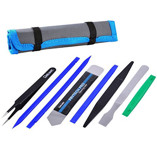 Professional Opening Pry Tool Repair Kit with Non-Abrasive Nylon Spudgers...