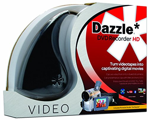 Pinnacle Dazzle DVD Recorder HD   Video Capture Device + Video Editing...