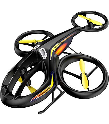 RC Helicopter, SYMA Latest Remote Control Drone with Gyro and LED Light 4HZ...