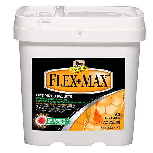 Flex+Max Joint Health Supplement Pellets Highly Palatable, Concentrated...
