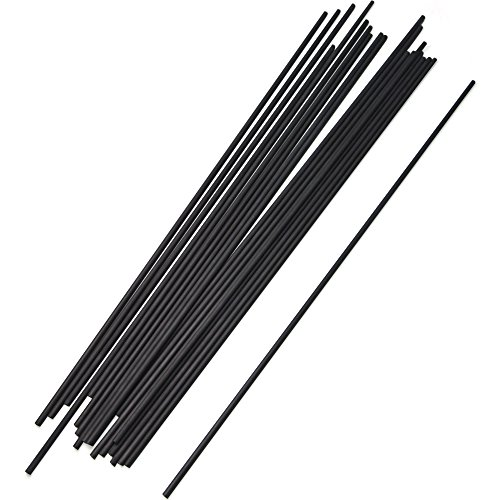 NMCPY 30 inch Archery Pure Carbon Arrow Shafts Spine 400 Shaft Tubes for...