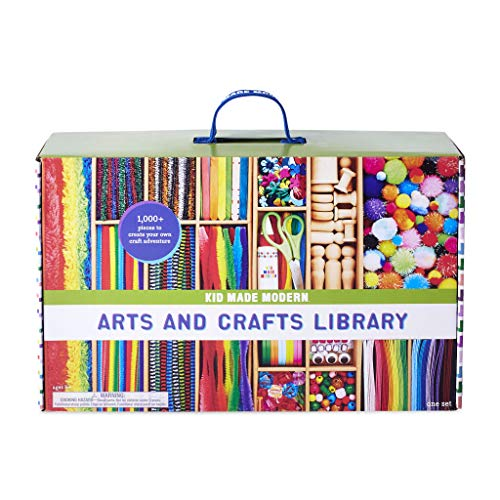 Kid Made Modern Arts and Crafts Supply Library - Coloring Arts and Crafts...