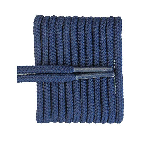 FeetPeople Round Shoe Laces for Boots/Shoes, Various Colors and Lengths,...