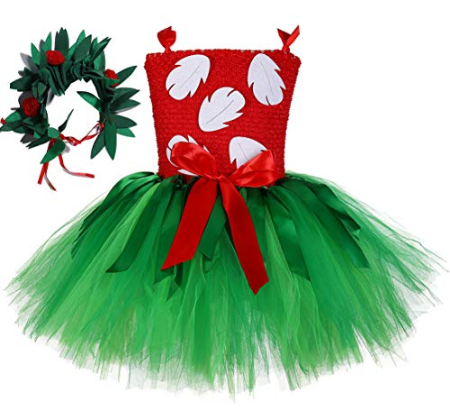 Tutu Dreams Birthday Halloween Outfit for Baby Girls 1st Birthday Tropical...