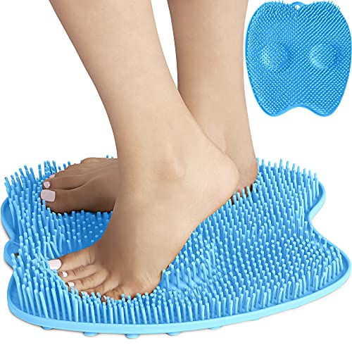 Plantar Fasciitis Relief Foot Massager by Love Lori - Foot Scrubbers for...