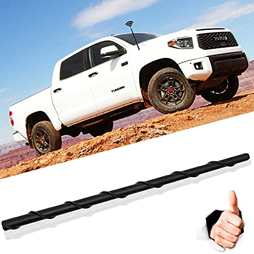 KSaAuto 16 inches Replacement Antenna Compatible with Toyota Tundra Tacoma...