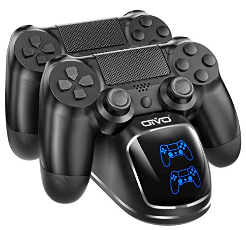 PS4 Controller Charger Dock Station, OIVO Playstation 4 PS4 Controller...