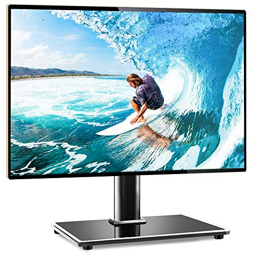 Rfiver Universal Table Top TV Stand TV Base Replacement for Most 27 30 32...