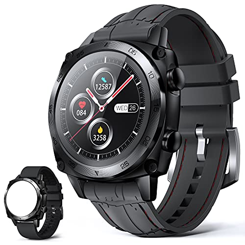 Men Smart Watches, CUBOT Waterproof Fitness Tracker with Heart Rate...