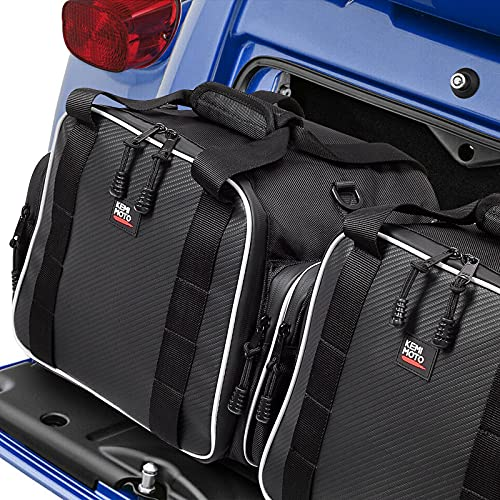 Trunk Liner Bags,1 Pairs for Tri Glide Freewheeler Accessories Trike models...