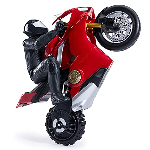 Upriser Ducati, Authentic Panigale V4 S Remote Control Motorcycle, 1:6...