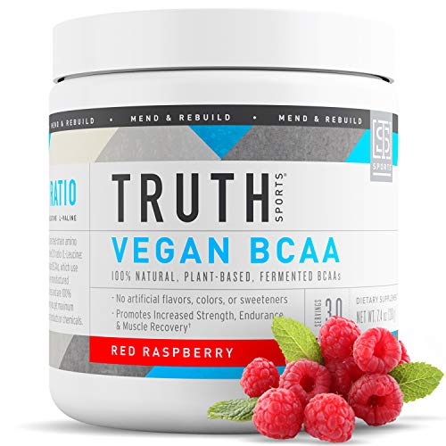 Truth Nutrition Vegan BCAA Powder- All Natural Branched Chain Amino Acids...