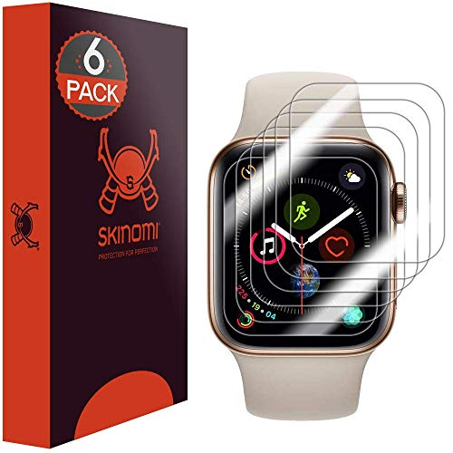 Skinomi Screen Protector Compatible with Apple Watch Series 5...
