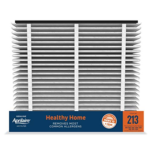 Aprilaire - 213 A1 213 Replacement Air Filter for Whole Home Air Purifiers,...