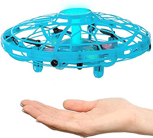 Hand Operated Drone for Kids, Adults & Teenagers - Easy to Play with Hands...