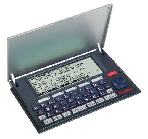 Franklin Merriam Webster Advanced Dictionary and Thesaurus with Spell...
