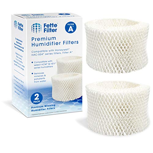 Fette Filter - Humidifier Wicking Filters Compatible with Honeywell...