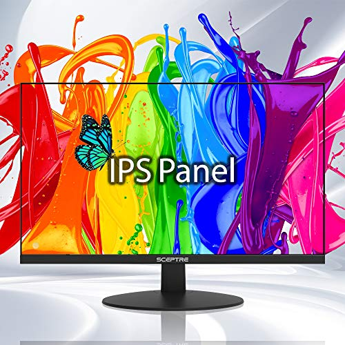 Sceptre IPS 24-Inch Business Computer Monitor 1080p 75Hz with HDMI VGA...