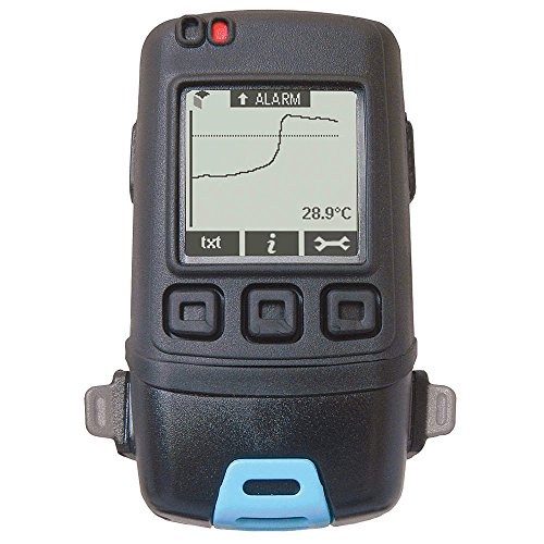 LASCAR EL-GFX-2 Temperature and Humidity Data Logger with Graphic LCD...