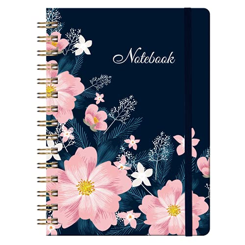 Ruled Journal/Notebook - Lined Journal with Hardcover, 8.35' x 6.3',...