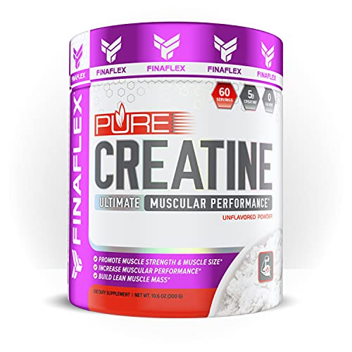 Pure CREATINE, Ultimate Muscular Performance, Promote Strength and Size,...