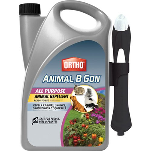Ortho Animal B Gon All Purpose Animal Repellent Ready-to-Use Spray,...