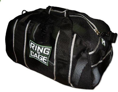 Ring to Cage R2C Mesh Gear Bag for Muay Thai, MMA, Kickboxing, Boxing,...