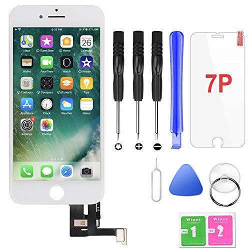 QTlier iPhone 7 Plus Screen Replacement,LCD Display and Touch Screen...