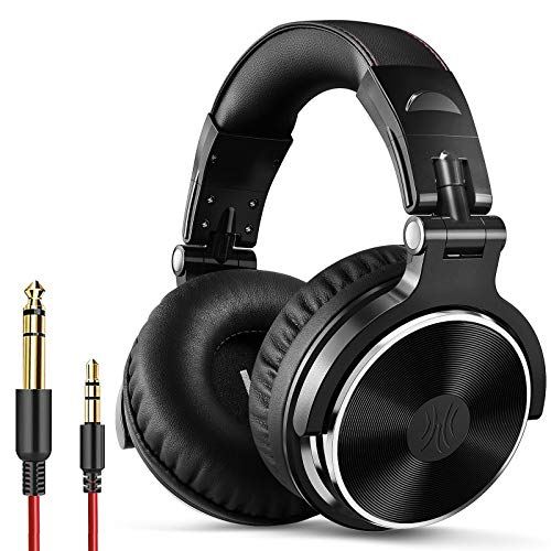 OneOdio Wired Over Ear Headphones Studio Monitor & Mixing DJ Stereo...