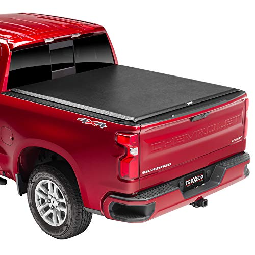 TruXedo Edge Soft Roll Up Truck Bed Tonneau Cover | 897701 | Fits 2015 -...