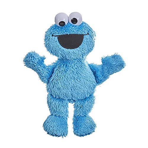 Sesame Street Little Laughs Tickle Me Cookie Monster, Talking, Laughing...