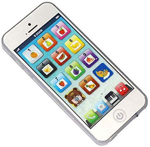 YOYOSTORE Child's Interactive My First Own Cell Phone - Play to learn,...