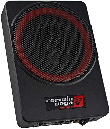 Cerwin-Vega VPAS10 10' 2Ω 550W Max / 200W RMS Powered Active Subwoofer...
