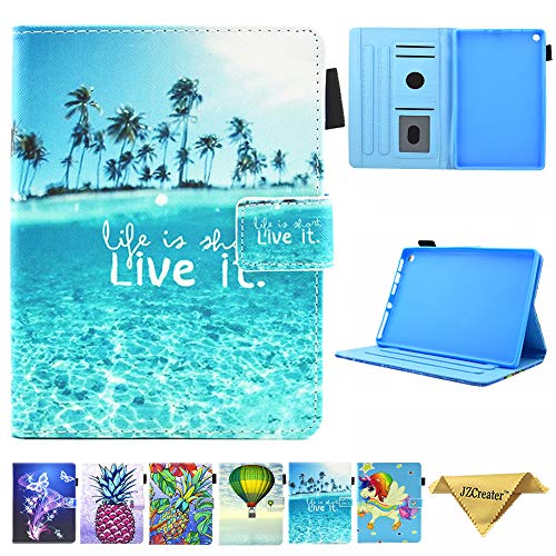 Case for Kindle Fire HD 8 Old Model (Only Fit 2018 2017 2016, 8th/7th/6th...