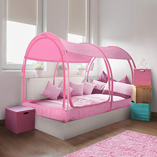 Alvantor Mosquito Net Bed Canopy Tents Dream Tents Privacy Space Twin Size...