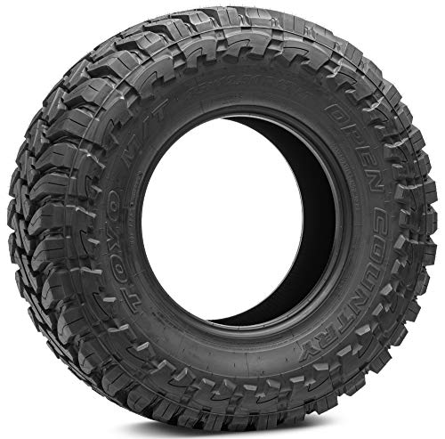 Toyo Tires OPEN COUNTRY M/T All-Terrain Radial Tire - 37/12.50-20 126Q