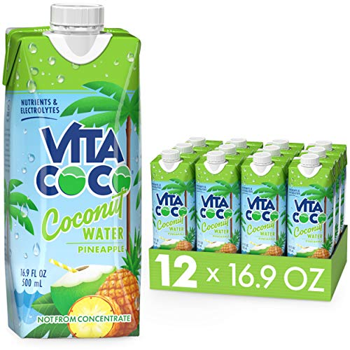 Vita Coco Coconut Water Naturally Hydrating Electrolyte Drink Smart...