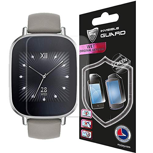 """IPG for ASUS ZenWatch 2 1.45"""" WI502Q Screen Protector (2 Units) Invisible..."""