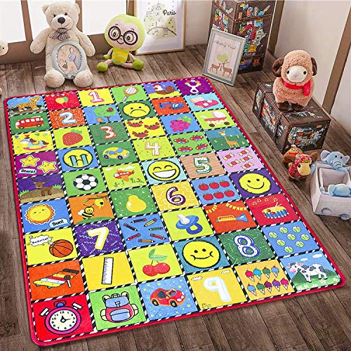 teytoy Baby Rug for Crawling - How Many are There? Kids Area Rugs...