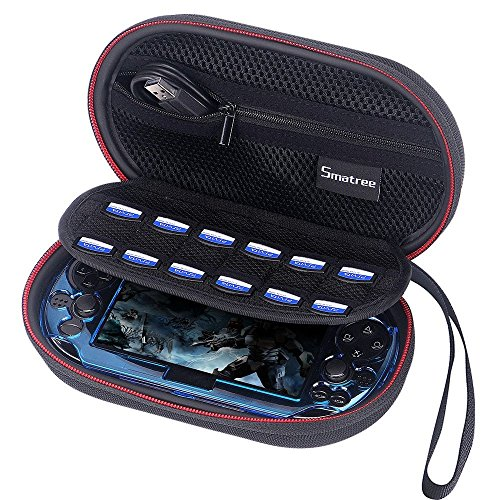Smatree P100L Carrying Case Compatible for PS Vita 1000, PSV 2000,PSP 3000...