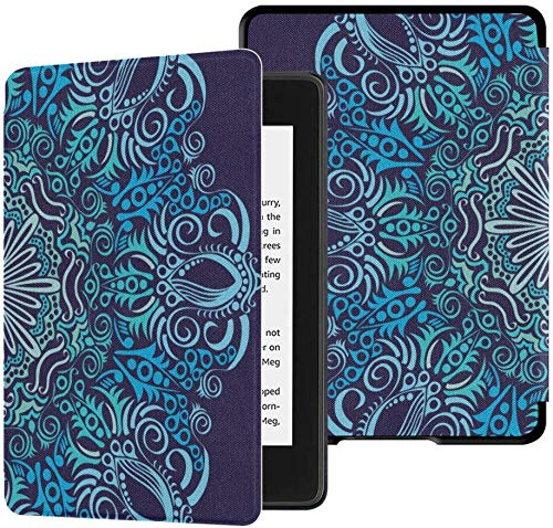 QIYI Case Fits Kindle Paperwhite 10th Generation 2018 Released Boho...