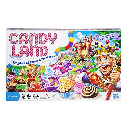 Candy Land Kingdom of Sweet Adventures Board Game for Kids Ages 3 and Up...
