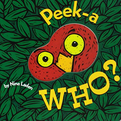 Peek-a Who? (Lift the Flap Books, Interactive Books for Kids, Interactive...