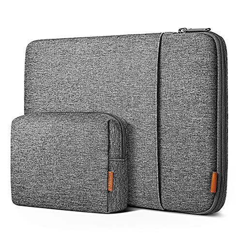 Inateck 12.3-13 Inch Case Sleeve 360° Protection Compatible with MacBook...