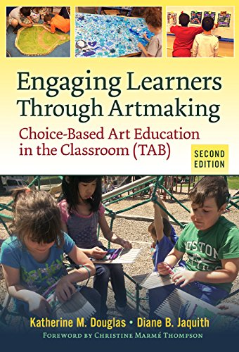 Engaging Learners Through Artmaking: Choice-Based Art Education in the...