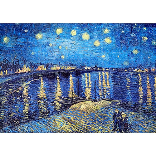 2000 Pieces Jigsaw Puzzle for Adults Challenging Puzzles Large Difficult...